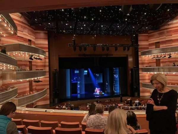 Eccles Theater, section: 1TL, row: E, seat: 102