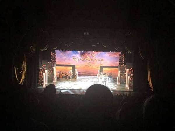 Radio City Music Hall, section: 2nd Mezzanine 4, row: H, seat: 404