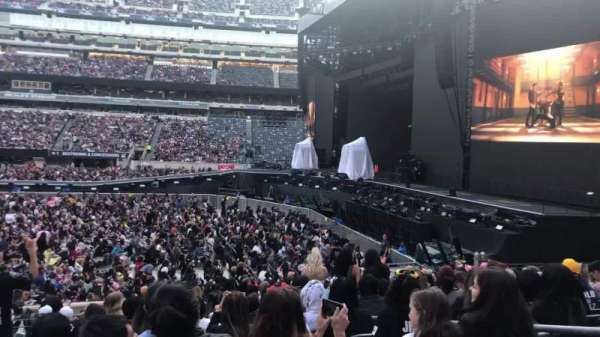 MetLife Stadium, section: 111c, row: 10, seat: 6