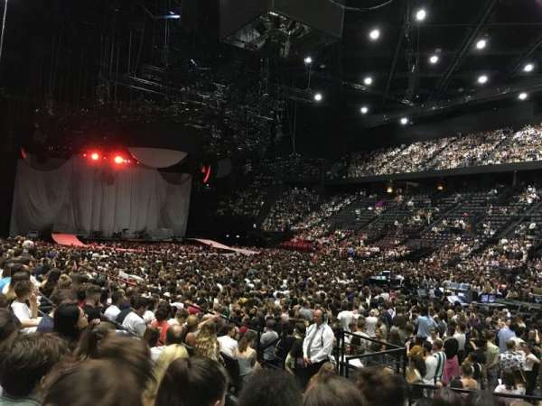 AccorHotels Arena, section: Gradin S, row: 21, seat: 13