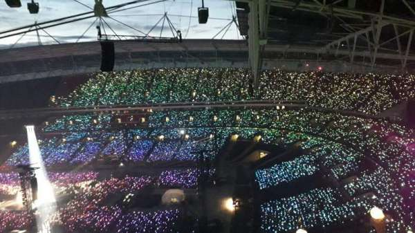 Wembley Stadium, section: 522, row: 28, seat: 253