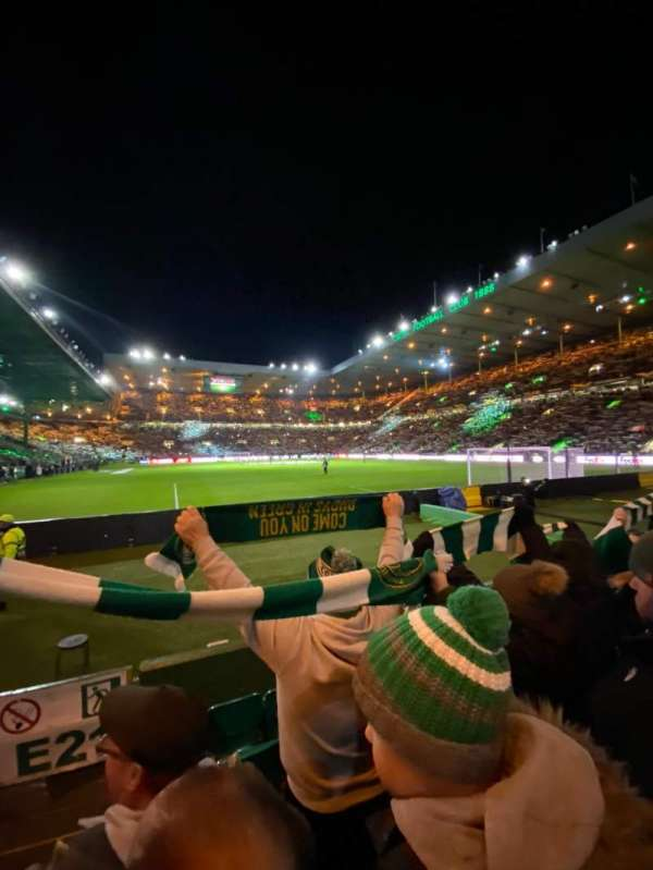 Celtic Park, section: 116, row: Oc, seat: 6