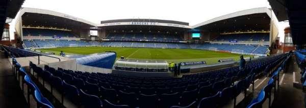 Ibrox Stadium, section: Se5, row: q, seat: 147