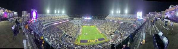 Tiger Stadium, section: Skyline Club
