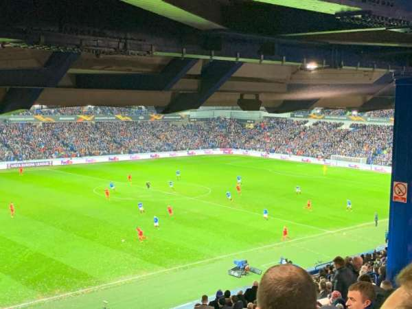 Ibrox Stadium, section: Mrt, row: G, seat: 289