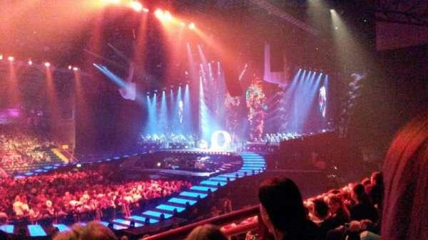 Utilita Arena, section: 202, row: N, seat: 56