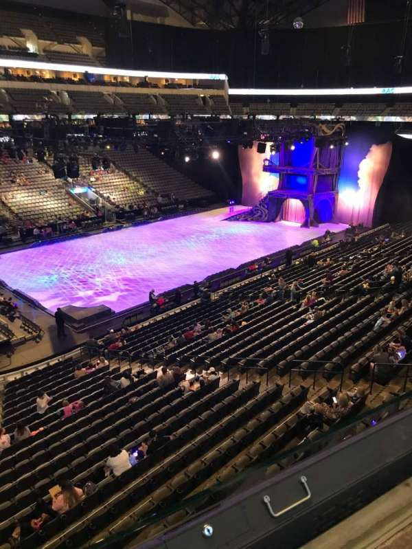 American Airlines Center, section: 213, row: A, seat: 1-5