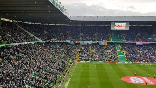 Celtic Park, section: 442, row: j, seat: 5