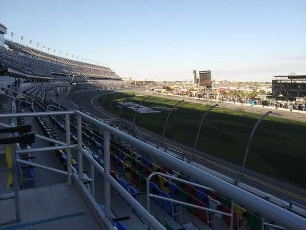 Daytona International Speedway, section: 156, row: 8w, seat: 16