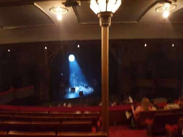 Princess Theatre (Melbourne), section: DRESS CIRCLE, row: F, seat: 14