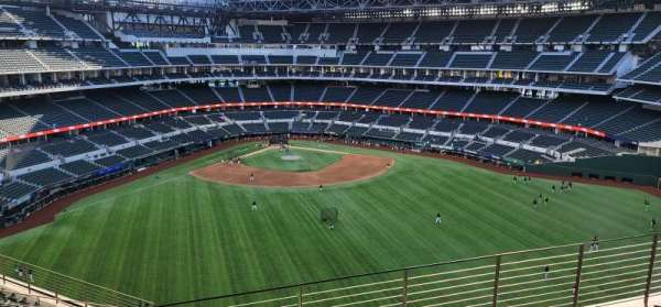 Globe Life Field, section: 238