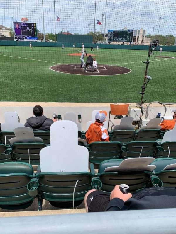UFCU Disch-Falk Field, section: 6, row: 5, seat: 13