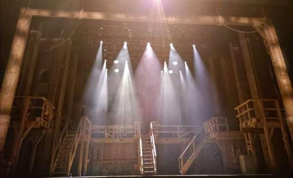 Sydney Lyric, section: Stalls, row: C, seat: 31