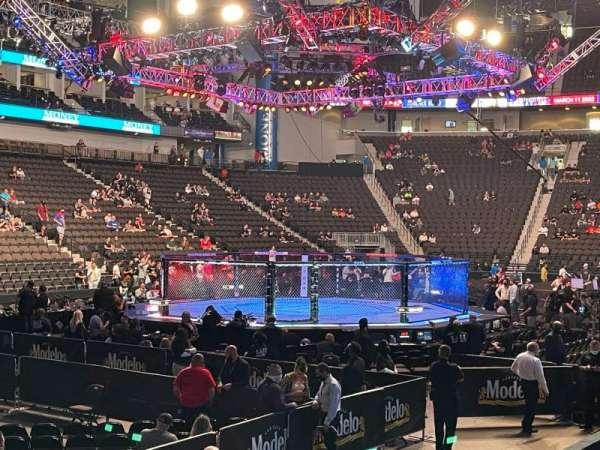VyStar Veterans Memorial Arena, section: 116, row: H, seat: 12
