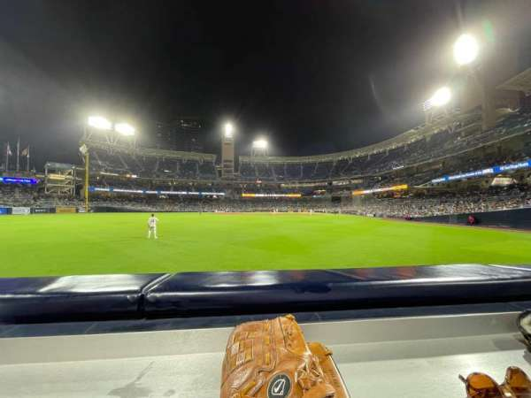 PETCO Park, section: 128, row: A, seat: 19