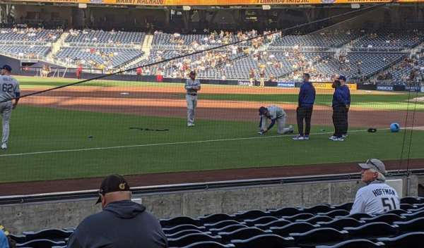 PETCO Park, section: 118, row: 11, seat: 1