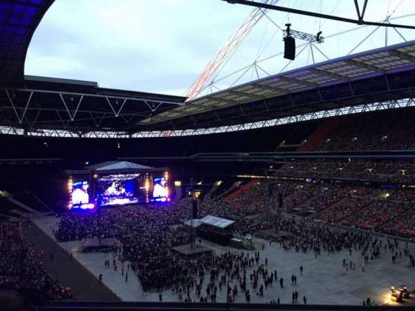 Wembley Stadium, section: 519, row: 2, seat: 150