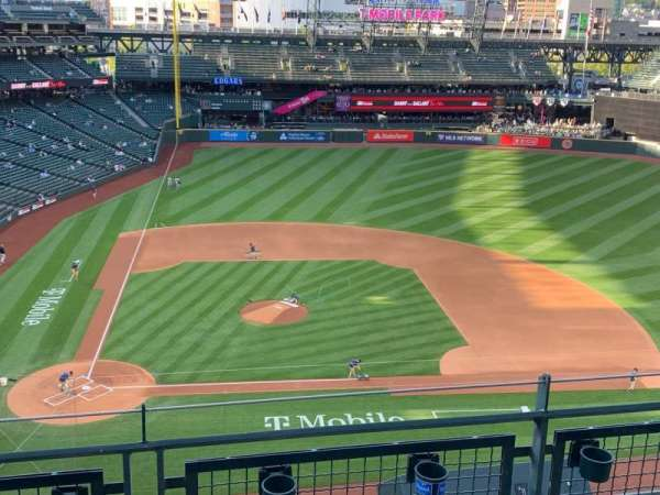T-Mobile Park, section: 325, row: 3, seat: 6