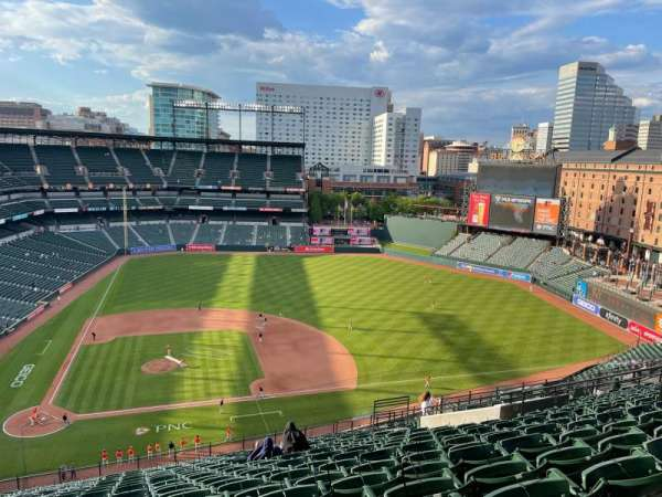 Oriole Park at Camden Yards, section: 324, row: 22, seat: 13