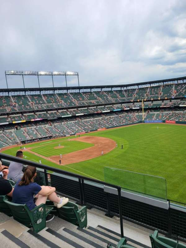 Oriole Park at Camden Yards, section: 306, row: 4, seat: 16