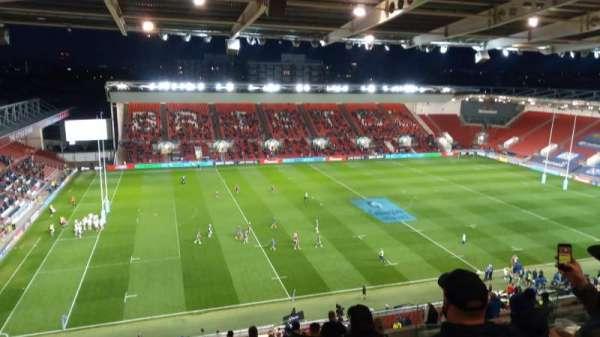 Ashton Gate Stadium, section: W2, row: 15