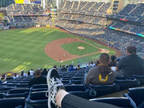 PETCO Park, section: 318, row: 21, seat: 11