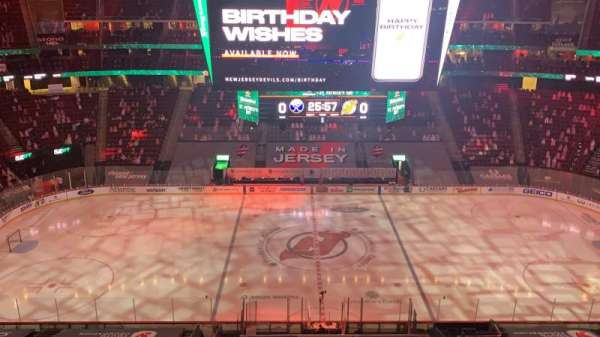 Prudential Center, section: 128, row: 5, seat: 4