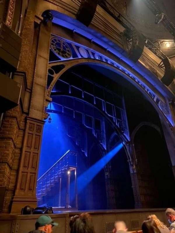 Princess Theatre (Melbourne), section: Stalls, row: E, seat: 9