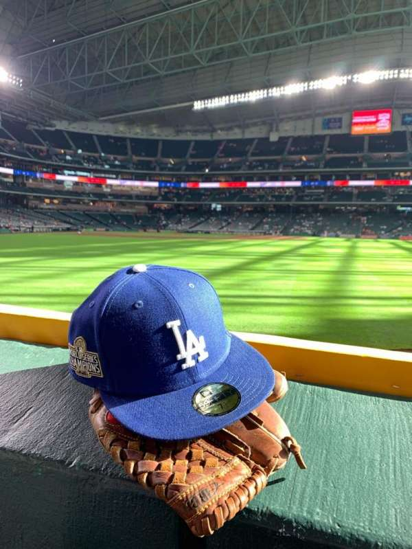 Minute Maid Park, section: 154, row: 1, seat: 24