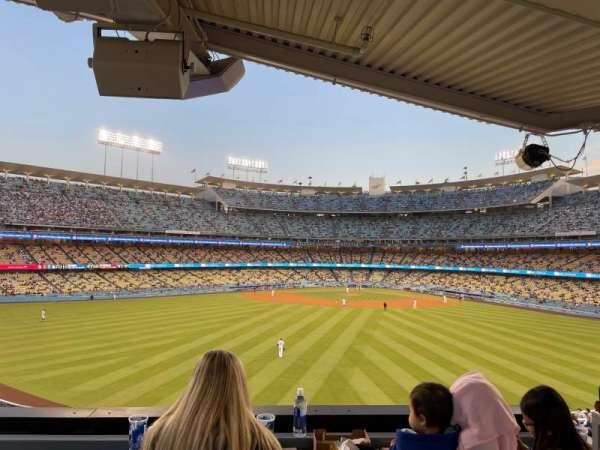 Dodger Stadium, section: 315PL, row: X, seat: 4