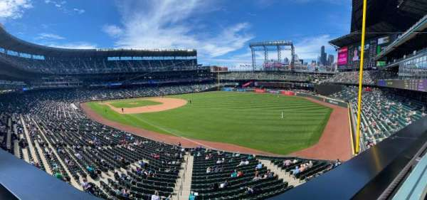T-Mobile Park, section: 213, row: 1, seat: 1