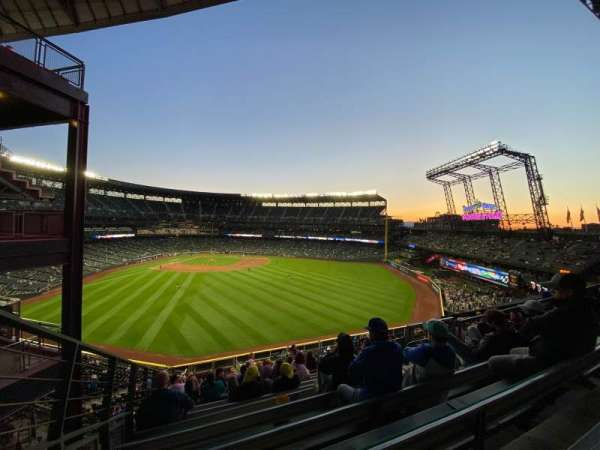 T-Mobile Park, section: 195, row: 16, seat: 11
