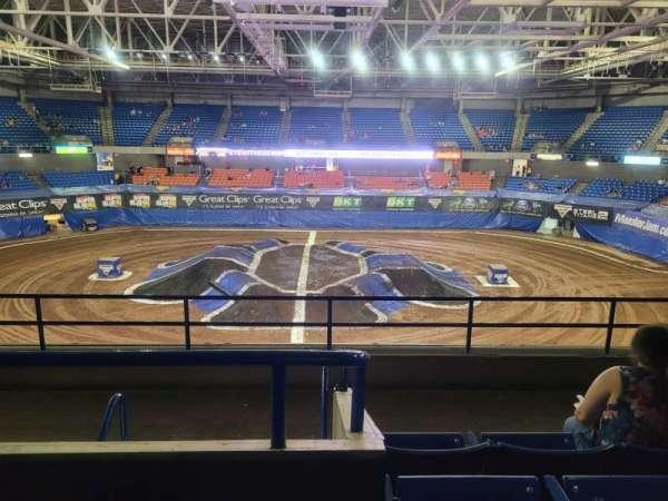 Charleston Civic Center Coliseum, section: 231, row: F, seat: 5