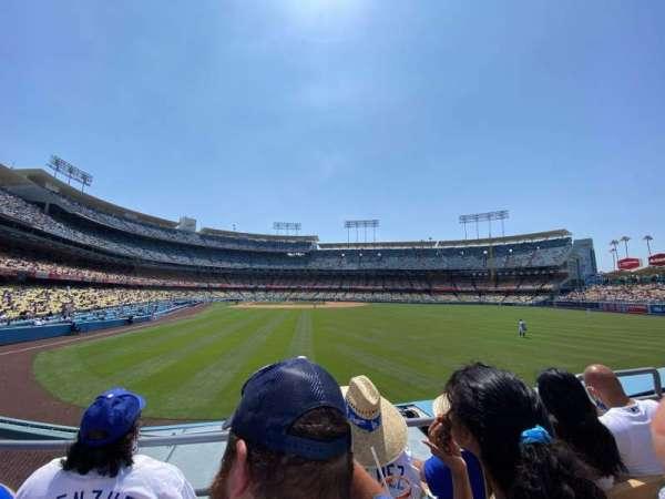 Dodger Stadium, section: 302PL, row: C, seat: 5