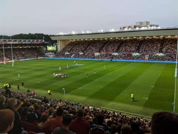 Ashton Gate Stadium, section: W17