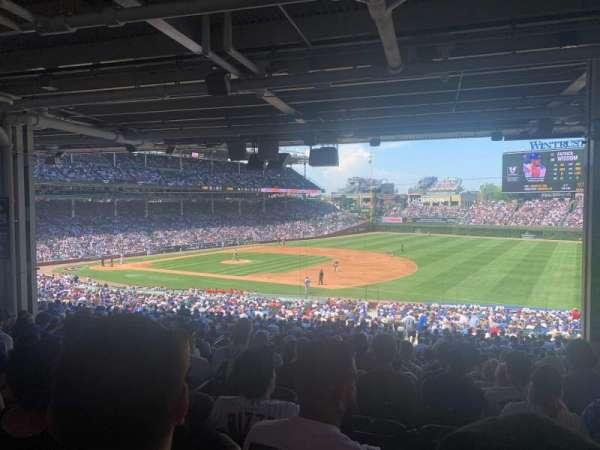 Wrigley Field, section: 227, row: 15, seat: 15