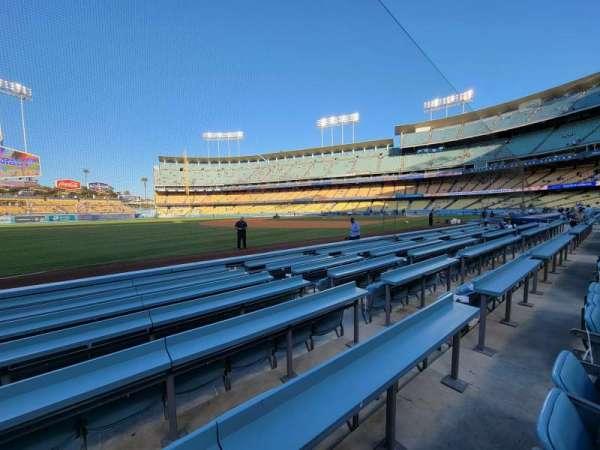 Dodger Stadium, section: 37FD, row: 6, seat: 4