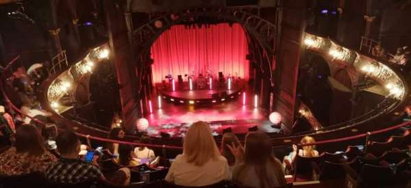 Palace Theatre (West End), section: GRAND CIRCLE, row: G, seat: 23