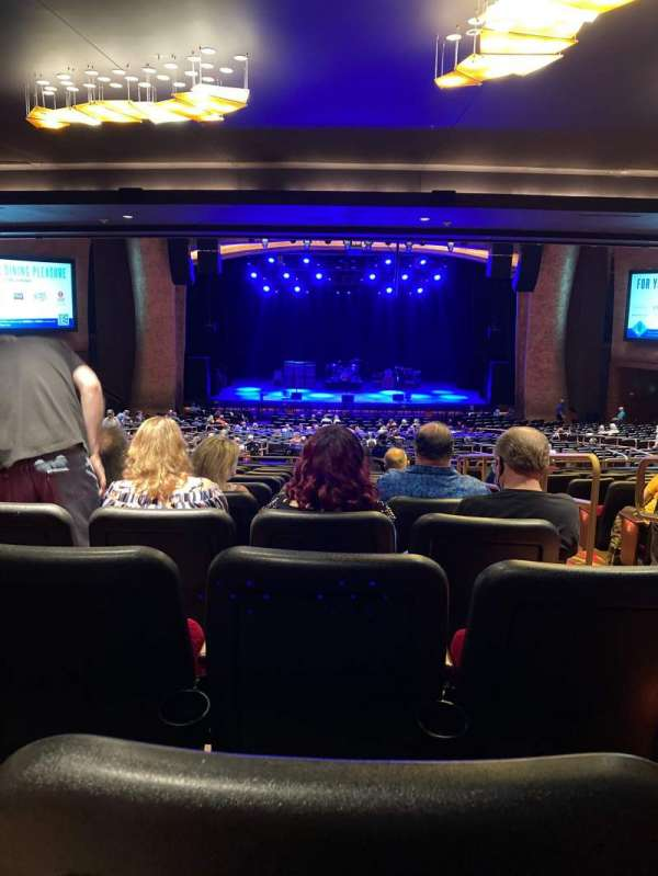 Premier Theater at Foxwoods, section: Parterre LC, row: SS, seat: 103