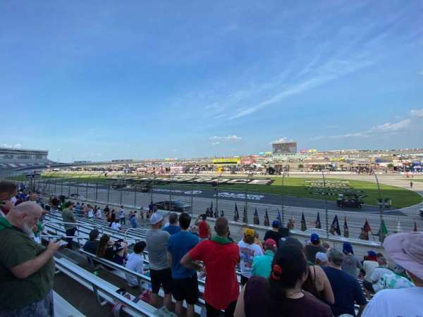 Texas Motor Speedway, section: 106, row: 15, seat: 11