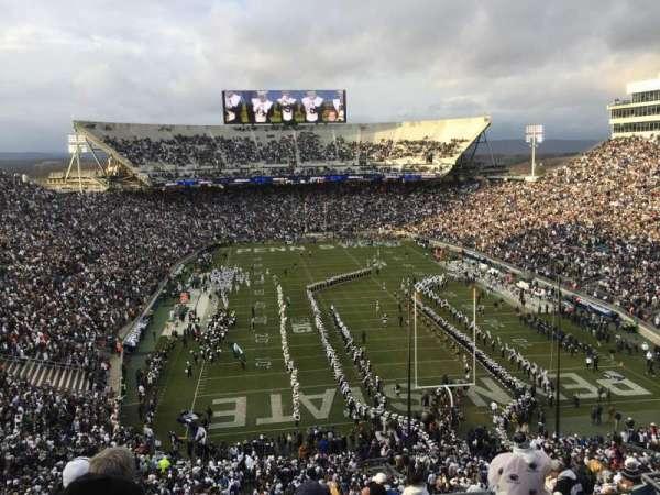 Beaver Stadium, section: SHC, row: NN, seat: 10