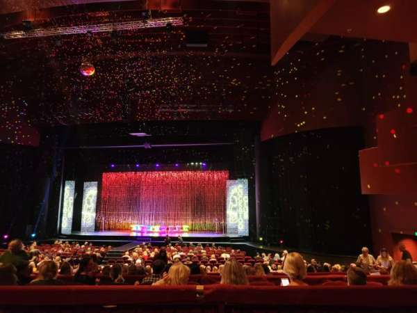 Crown Theatre (Perth), section: Stalls, row: T, seat: 48