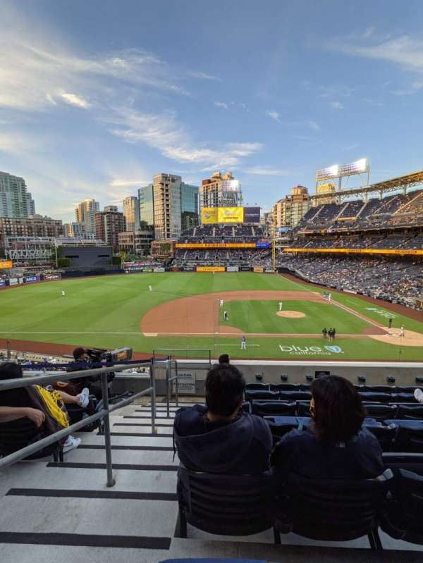 PETCO Park, section: 208, row: 7, seat: 21