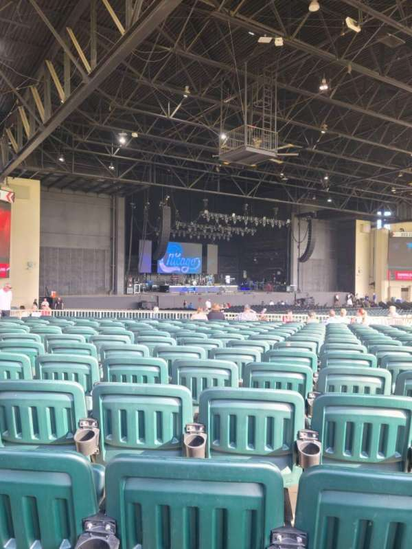 Dos Equis Pavilion, section: 204, row: T, seat: 21