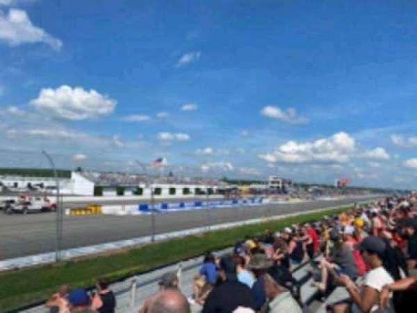 Pocono Raceway, section: 137, row: 10, seat: 24