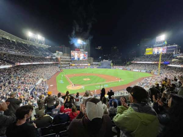 PETCO Park, section: 201, row: 7, seat: 13