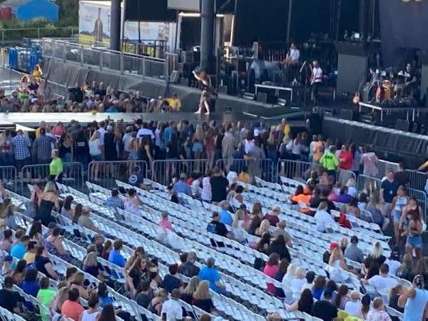 Hershey Park Stadium, section: 25, row: L, seat: 2