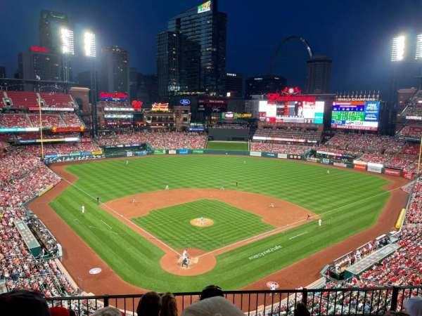 Busch Stadium, section: 349, row: 5, seat: 6