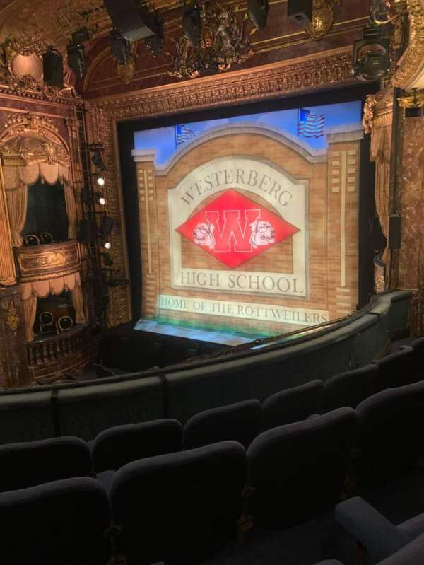 Theatre Royal Haymarket, section: Royal circle, row: D, seat: 2