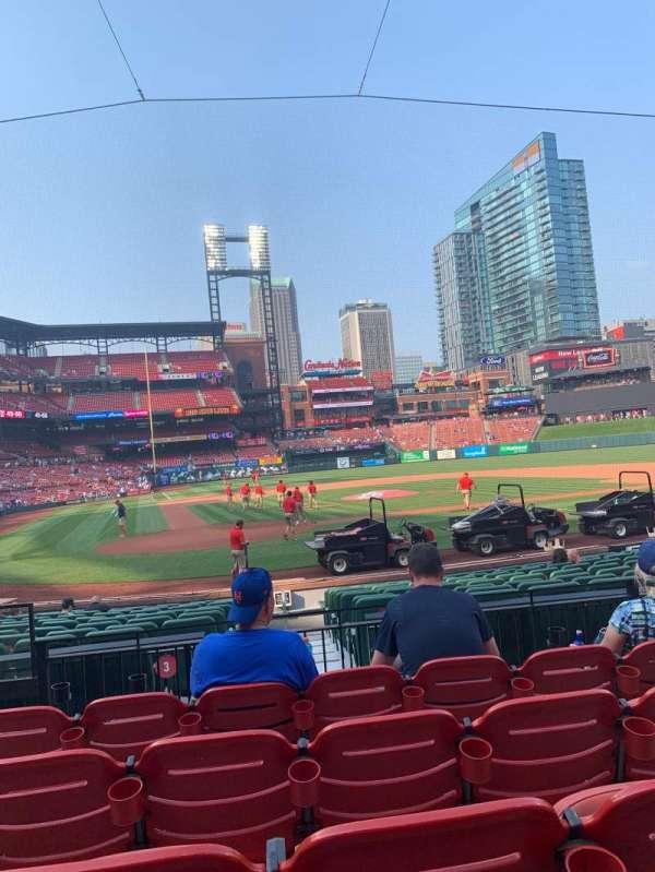 Busch Stadium, section: 147, row: 5, seat: 4